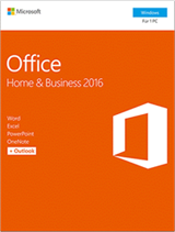 Office 2016 - Home & Business
